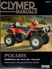 CLYMER SERVICE REPAIR MANUAL M365-5 POLARIS SPORTSMAN 500 1996 1997 1998 99 2000