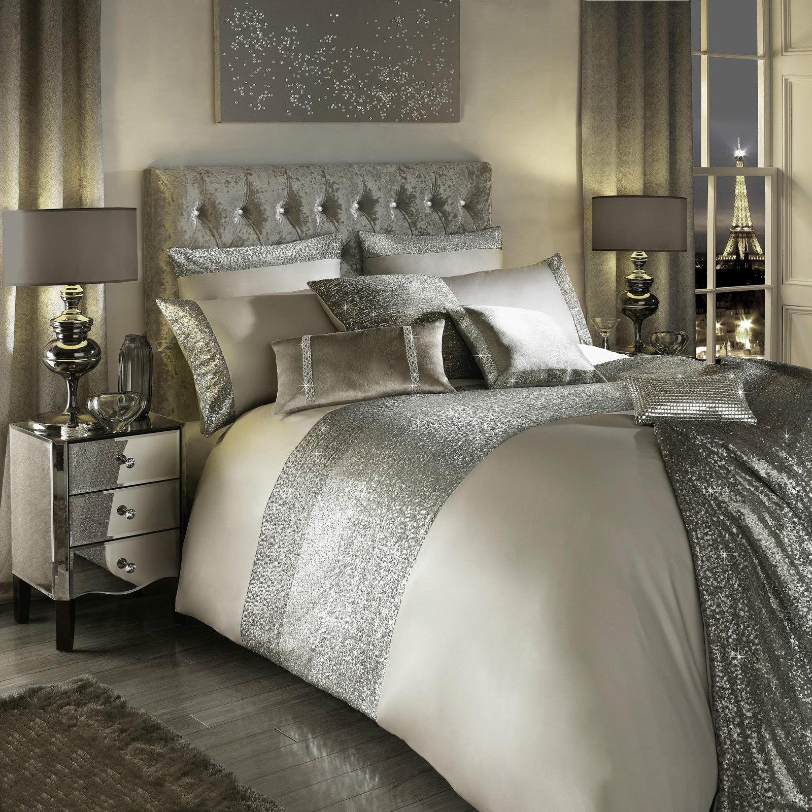 Kylie Minogue MEZZANO PRALINE Bedding Range - Duvet   Quilt, Cushion & Throw