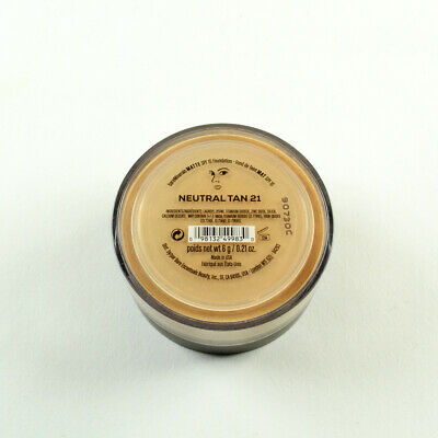 Bare Minerals Original SPF15 Foundation 8 gr. - Medium