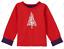 Janie /& Jack NWT Red Purple WINTER CHEER REVERSIBLE DRESS TOP 12 18 24 2T 4T 5T