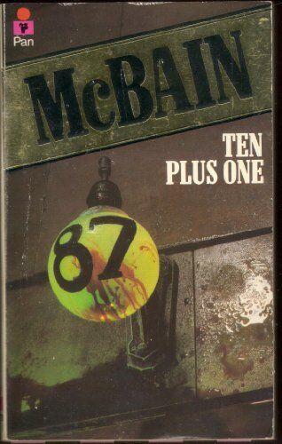 Ten Plus One By Ed McBain