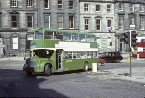 PHOTO Eastern Scottish Bristol FLF6G AA229 GSG229D in 1978