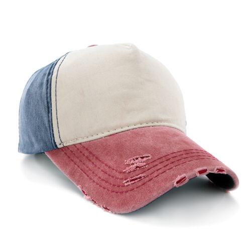 Baseball Kappe Klassisch Verstellbarer Gurt Jungen Herren Damen Sun Sommerhut