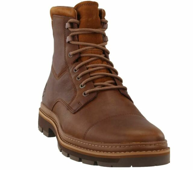 Timberland Mens Port Union Cap Toe Lace Up Waterproof Winter Snow Trail Boots