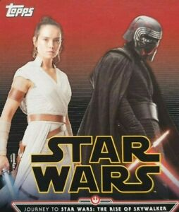 TOPPS-DISNEY-FORCE-ATTAX-RISE-OF-SKYWALKER-GREEN-PARALLEL-BASE-TRADING-CARDS
