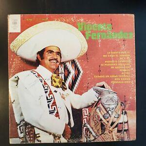 Vicente-Fernandez-034-Vicente-Fernandez-034-Vinyl-Record-LP-inc-Perdon-Dos-Ramas