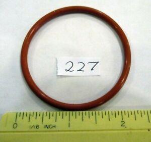 "Quan 2. 224 O-ring 1-3//4/"" ID x 2/"" OD x 1//8/"" thick Buna-70"
