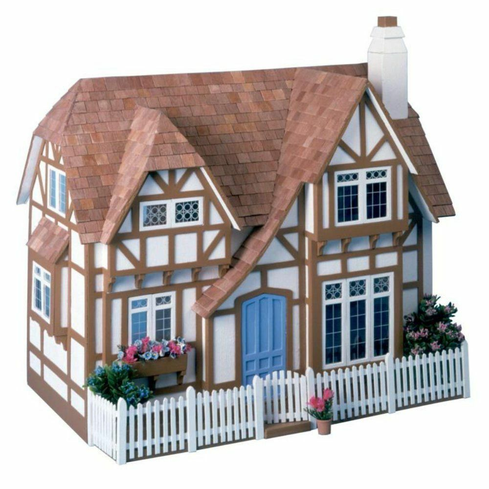 NEW verdeleaf Glencroft Dollhouse Kit