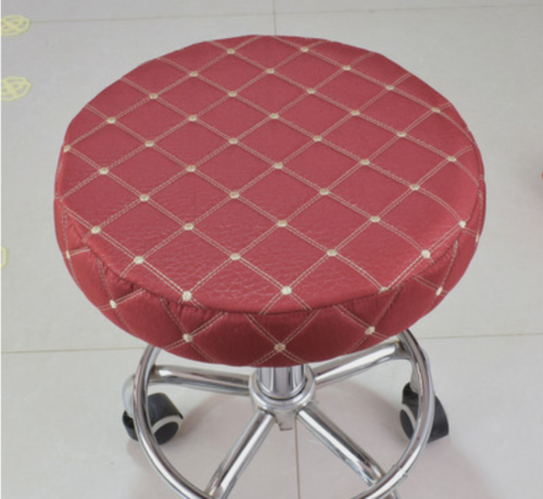 2pcs 14 bar stool covers round chair seat cover cushions sleeve
