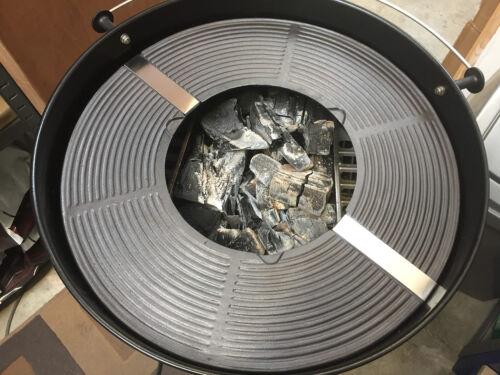 Fonte cuisson Grille Grill Pour 57 cm WEBER Barbecue Bouilloire-Hellfire Halo Lrg SPG