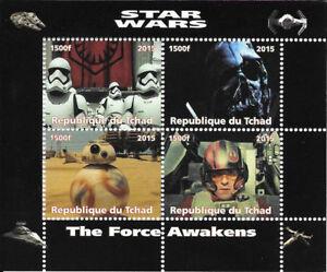 Chad-2015-Star-Wars-The-Force-Awakens-4-Stamp-Sheet-3B-386