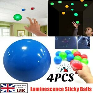 Sticky Ball for Ceiling Stress Relief Globbles Stress Toy Decompression Ball UK