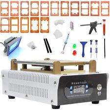 26PCS Vacuum LCD Screen Separator Machine for 7inch Mobile Phone Repairing