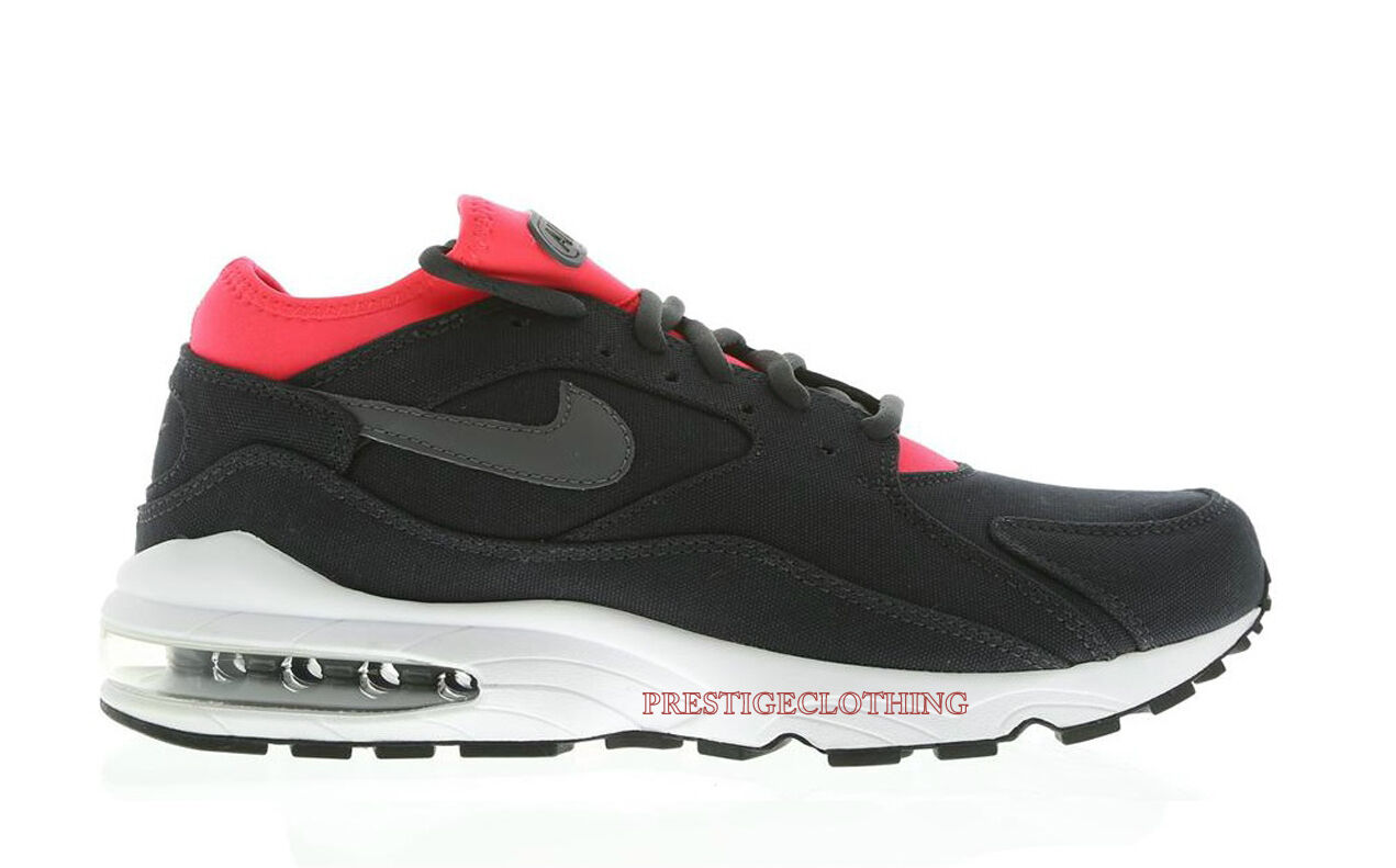 neue original denim nike air max 93 seltenen schwarzen denim original - trainer 306551008 fe3a2f