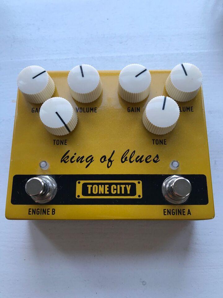 Guitar pedal, Tone city King of blues