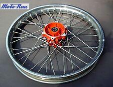 Aprilia Pegaso 125 19 x 1.85 Vorderrad Rad Ruota Wheel Radaelli