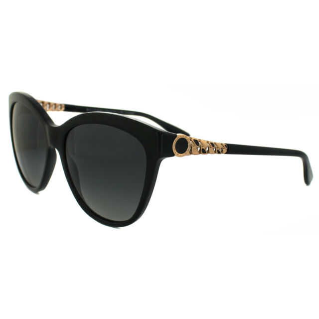 5d73ee2aa4a5 Bvlgari Sunglasses BV 8158 501 t3 57mm Black polar Gradient Grey for ...