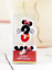Age Three Number 3 3rd Red /& Black Disney Minnie Mouse Birthday Number Candle