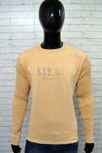 Maglione-MARLBORO-CLASSICS-Uomo-Taglia-Size-Large-Pullover-Sweater-Man-Cotone