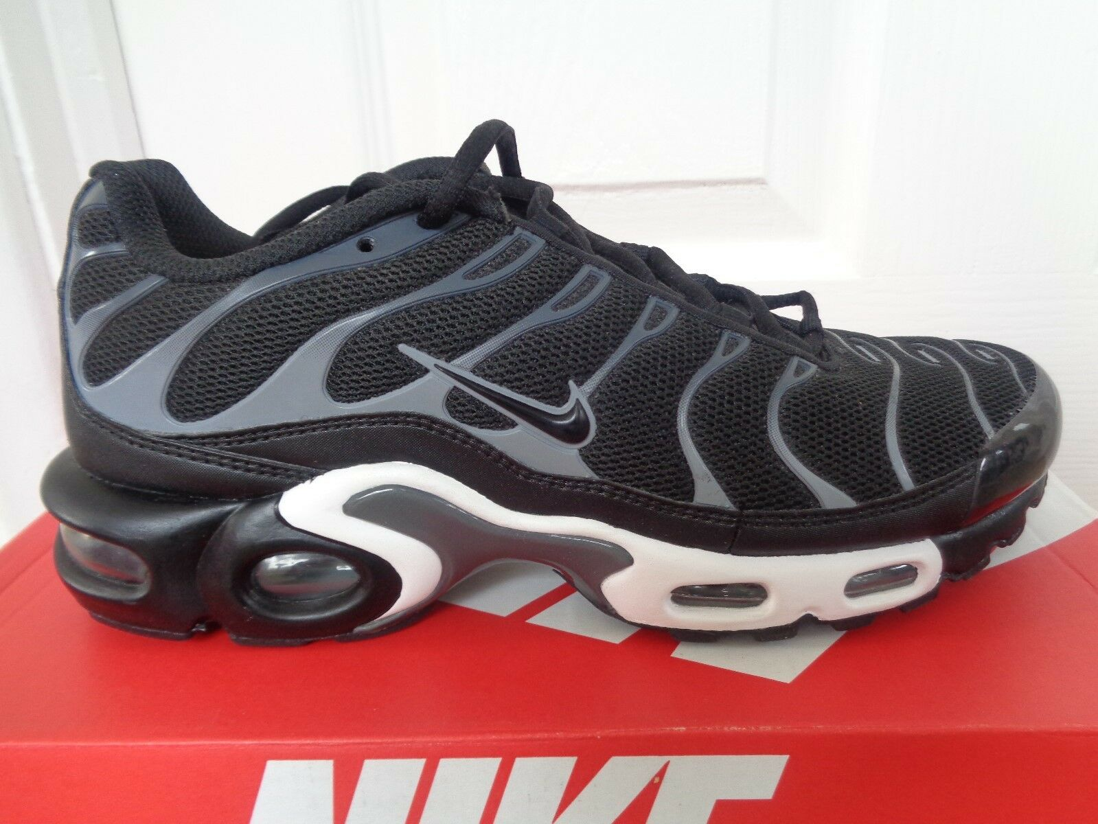 Nike Air max plus TXT trainers sneakers shoes 647315 002 uk 6 eu 40 us 7 NEW+BOX