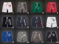 Hollister-abercrombie Men's Athletic Shorts Sweatpants Xs/s/m Navy/grey/blue