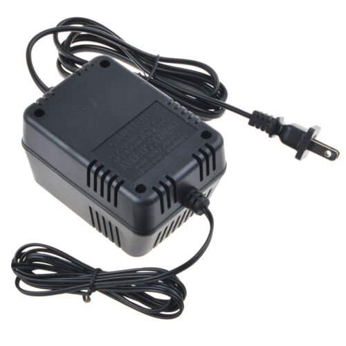 AC-AC Adapter for Alto Professional Zephyr ZMX52 5-Channel Compact Mixer Charger
