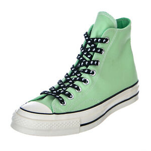 converse mujer verde