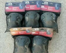Lot of 5 pairs Hatch Xtak 350 elbow pad ACU camo safety tactical paintball Army