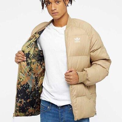 Men's Padded 2 FACE Jacket * ADIDAS