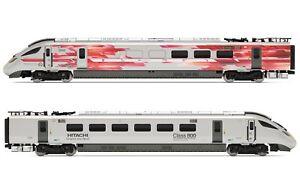 HORNBY-R3579-HITACHI-IEP-BI-MODE-CLASS-800-0-DPTS-amp-DPTF-TEST-TRAIN-POWER-UNITS