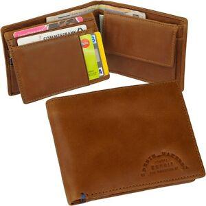 ESPRIT-Herren-Geldboerse-Mens-Wallet-Portemonnaie-Geldbeutel-Leder-Boerse-NEU