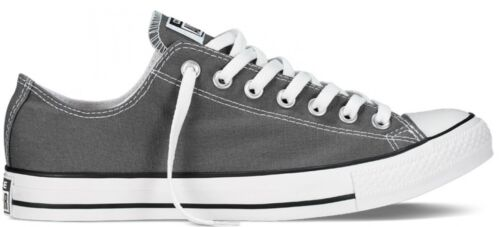 Trainers Ox Fashion Charcoal Lo Sizes Ladies Grey Converse Uk Allstars Girls 5xOqYfHg