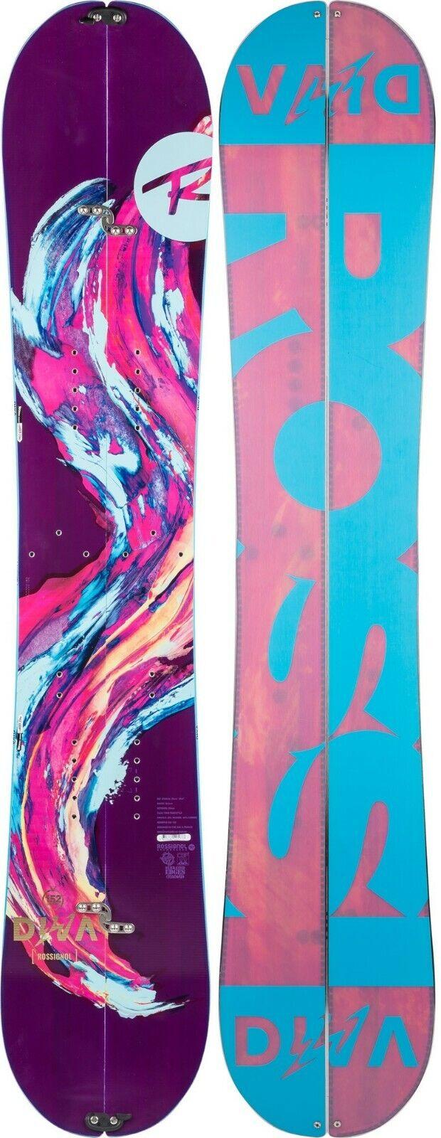 Splitboard Snowboard Mujer Rossignol Diva Magtek Split 2020