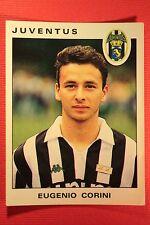 Panini Calciatori 1991/92 1991 1992 N. 188 JUVENTUS CORINI OTTIMA!!