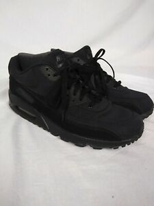 272a5ada69 NIKE AIR MAX 90 ESSENTIAL TRIPLE BLACK SIZE 10.5 #537384-072 ...