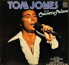 TOM JONES live at caesar's palace MFP 50351 uk LP PS EX/EX