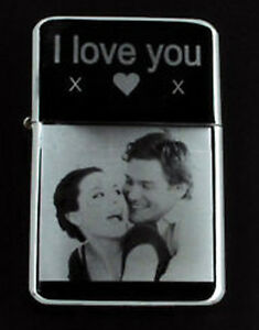PERSONALISED-ANY-PHOTO-TEXT-ENGRAVED-LIGHTER-GIFT-UK-ALL-COME-WITH-A-TIN-BOX