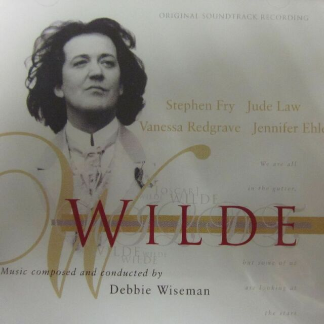 Oscar Wilde(CD Album)Oscar Wilde-MCI-MPRCD-001-UK-New & Sealed