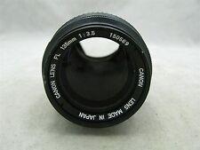 Canon FL 135mm F3.5 Lens