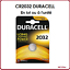 Lots-of-batteries-rechargeable-cells-duracell-3v-lithium-button-cr2032-professional-quality thumbnail 1