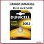 Lots-de-Piles-Cells-boutons-Duracell-3V-lithium-CR2032-qualite-professionnelle miniature 1