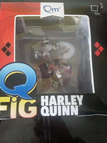 Q Fig Harley Quinn DC COMICS