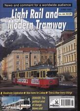 LIGHT RAIL AND MODERN TRAMWAY MAGAZINE - June 1995 - Vol. 58 - No. 690