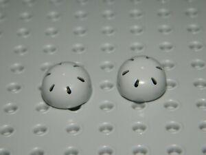 Lego Light Bluish Minifig Gray Long Hair Dumbledore  NEW