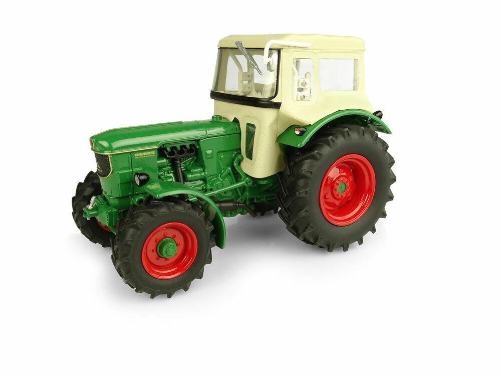 1 32 scale Deutz D6005 with Cab - 4WD Die-cast Model - J5253