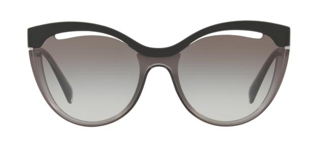 7bcdcb6305f6 MIU 01t/s 01ts 36 1ab3m1 Sorbet Sunglasses Black Grey Sole Gradient ...