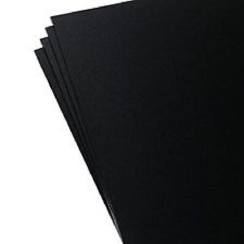 "32 Pack Kydex V Sheet Black 8/"" x 12/"" Bulk Pack Thick 0.060/"""