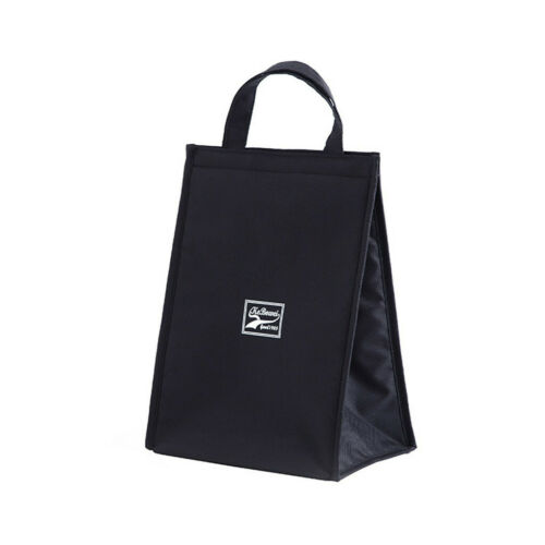 Oxford Cloth Insulated Lunch Bag Food Box Storage Bag Tote For Women Men Kids