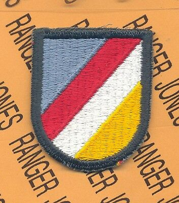 Armor Committee Group Tank USAARMS beret flash patch