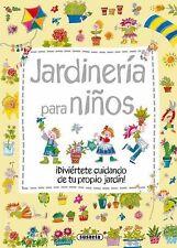JardinerÃa para niños (Mi primer libro de...) (Spanish Edition)